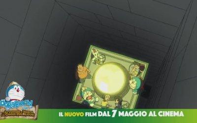 """Spot 30"""" - Doraemon Il Film - Le Avventure di Nobita e dei Cinque Esploratori"""