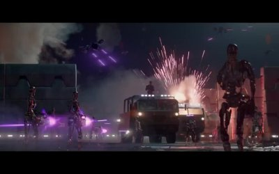 Spot internazionale 5 - Terminator: Genisys