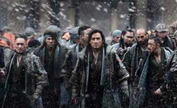Dragon Blade: un'immagine corale del film