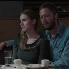 Girls: Allison Williams ed Ebon Moss-Bachrach in Home Birth