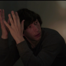 Girls: Adam Driver in una scena di Home Birth