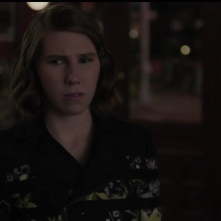 Girls: Zosia Mamet in una scena dell'episodio intitolato Home Birth