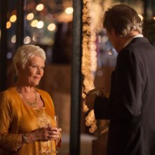 Ritorno al Marigold Hotel: Judy Dench in una scena tratta dal film