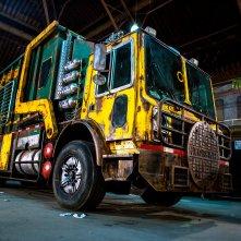 Tartarughe Ninga 2: il camion delle Tartarughe