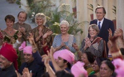 Ritorno al Marigold Hotel, la commedia dove l'età non conta