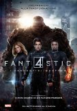 Locandina di Fantastic 4 - I Fantastici Quattro