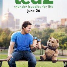 Ted 2: un nuovo poster del sequel della commedia diretta da Seth MacFarlane