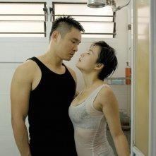 Rubbers: Yeo Yann Yann con Julian Hee in una scena