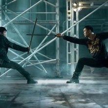 Kunbg Fu Jungle: una scena del film action