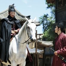 Brotherhood of Blades: Nie Yuan in una scena