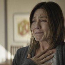 Cake: Jennifer Aniston in una drammatica scena del film