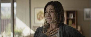 Cake: Jennifer Aniston in una drammatica scena del film