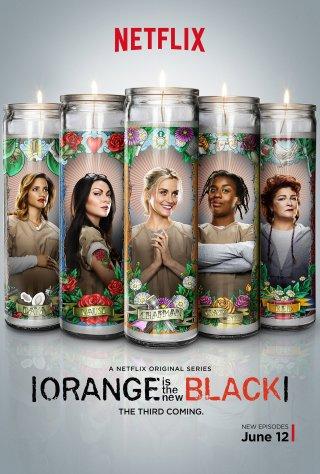 Orange Is the New Black: il poster della terza stagione