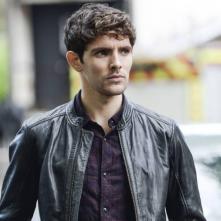The Fall: Colin Morgan in una scena della seconda stagione