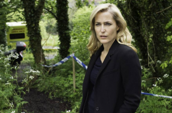The Fall:  Gillian Anderson interpreta Stella Gibson