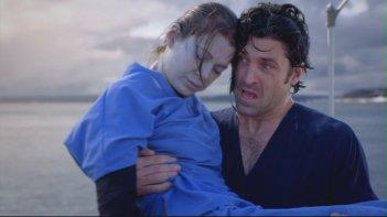 Grey's Anatomy: Derek salva Meredith nella puntata intitolata Annegare sulla terraferma