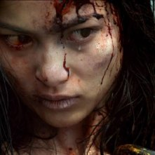 Hollow: Kate Nhung in una scena dell'horror