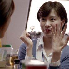 The Wicked: Joo-hee Park in una scena del film horror