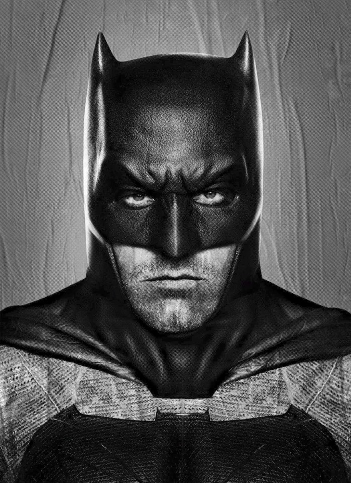 Batman v Superman: Dawn of Justice - il manifesto 'originale' di Affleck