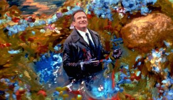 Robin Williams in Al di là dei sogni