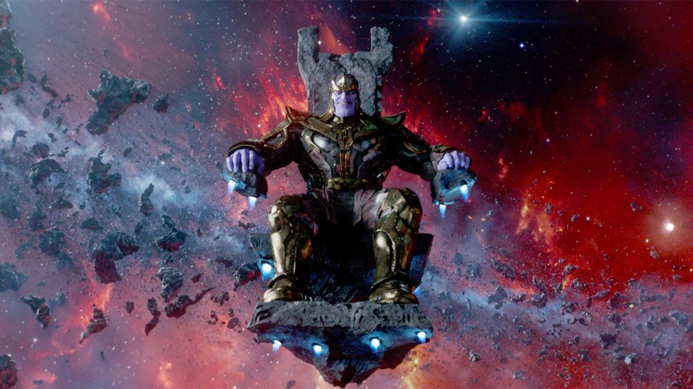 Thanos nel Marvel Cinematic Universe