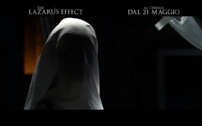 Trailer esclusivo - The Lazarus Effect