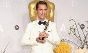 Matthew McConaughey: una favolosa rinascita artistica (video)