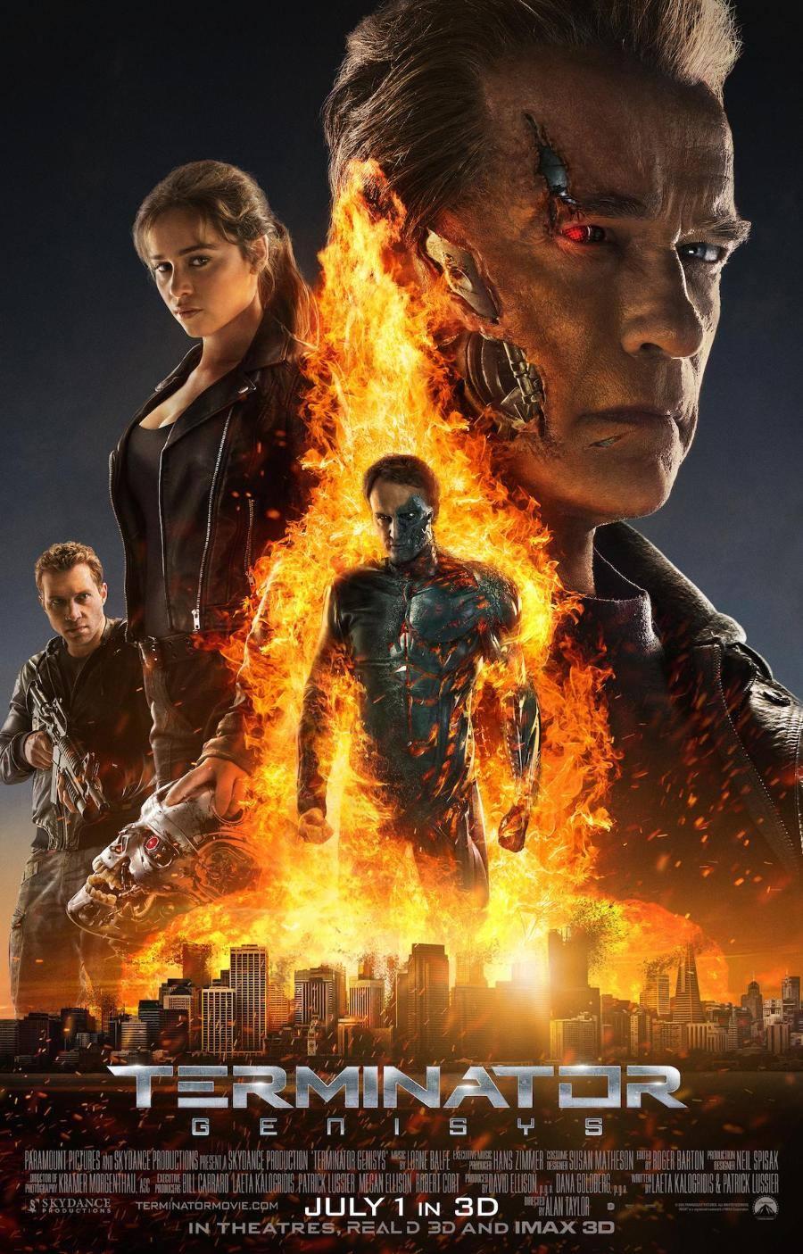 Terminator: Genisys - Un nuovo poster del film diretto da Alan Taylor
