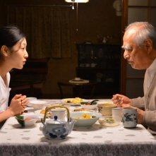 0,5 mm: Sakura Andô in una scena del film