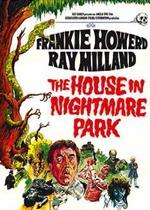 Locandina di La casa degli orrori nel parco