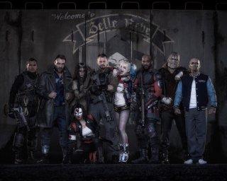 Suicide Squad: il team (quasi) al completo in una foto promozionale