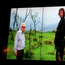 Silence: Andrew Garfield e Martin Scorsese sul set