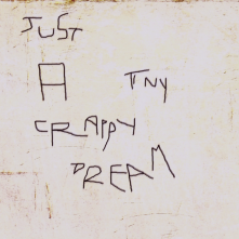 Locandina di Just a tiny crappy dream