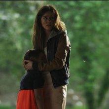 Mi chiamo Maya: Matilda Lutz e Melissa Monti in una scena del film