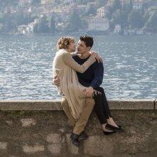 One More Day: Andrea Preti e Stefania Rocca innamorati in una scena del film