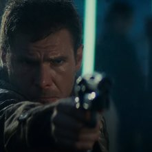 Blade Runner - Harrison Ford in una scena del film