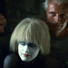 Blade Runner: Daryl Hannah e Rutger Hauer