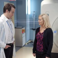 Parks and Recreation: Will Arnett con Amy Poehler nell'episodio Appuntamento al buio