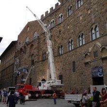 Inferno: Palazzo Vecchio diventa un set!