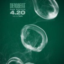 Deadbeat: una locandina per la seconda stagione