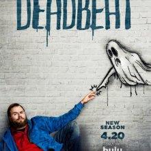 Deadbeat: una nuova locandina per la seconda stagione