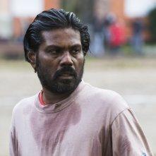 Dheepan - Una nuova vita: Antonythasan Jesuthasan in una scena del film