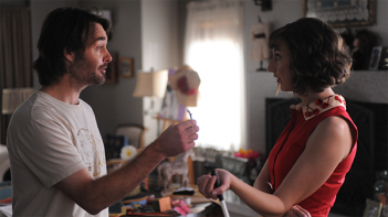 The Last Man on Earth: Will Forte e Kristen Schaal nell'episodio Screw the Moon