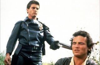 Interceptor: una scena con il protagonista Mel Gibson