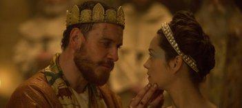 Macbeth: Michael Fassbender e Marion Cotillard in una scena del film