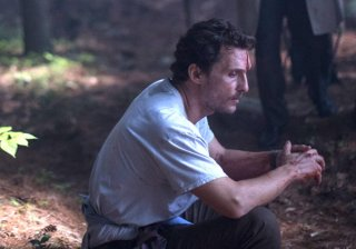Matthew McConaughey in The Sea of Trees