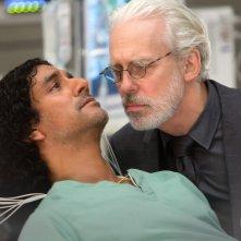 Sense8: Naveen Andrews in una foto tratta dalla nuova serie di Netflix