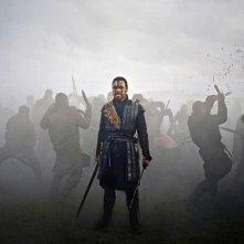 Macbeth: Michael Fassbender sul campo di battaglia