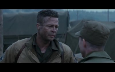 Clip 'Soldato Ellison' - Fury