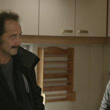 La legge del mercato: Vincent Lindon con Karine Petit de Mirbeck in una scena del film